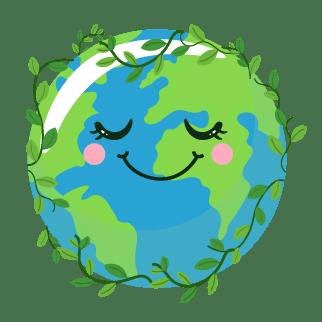 Ilustración de planeta