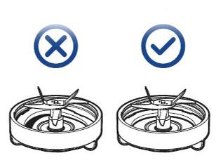 forma de instalar el anillo de goma